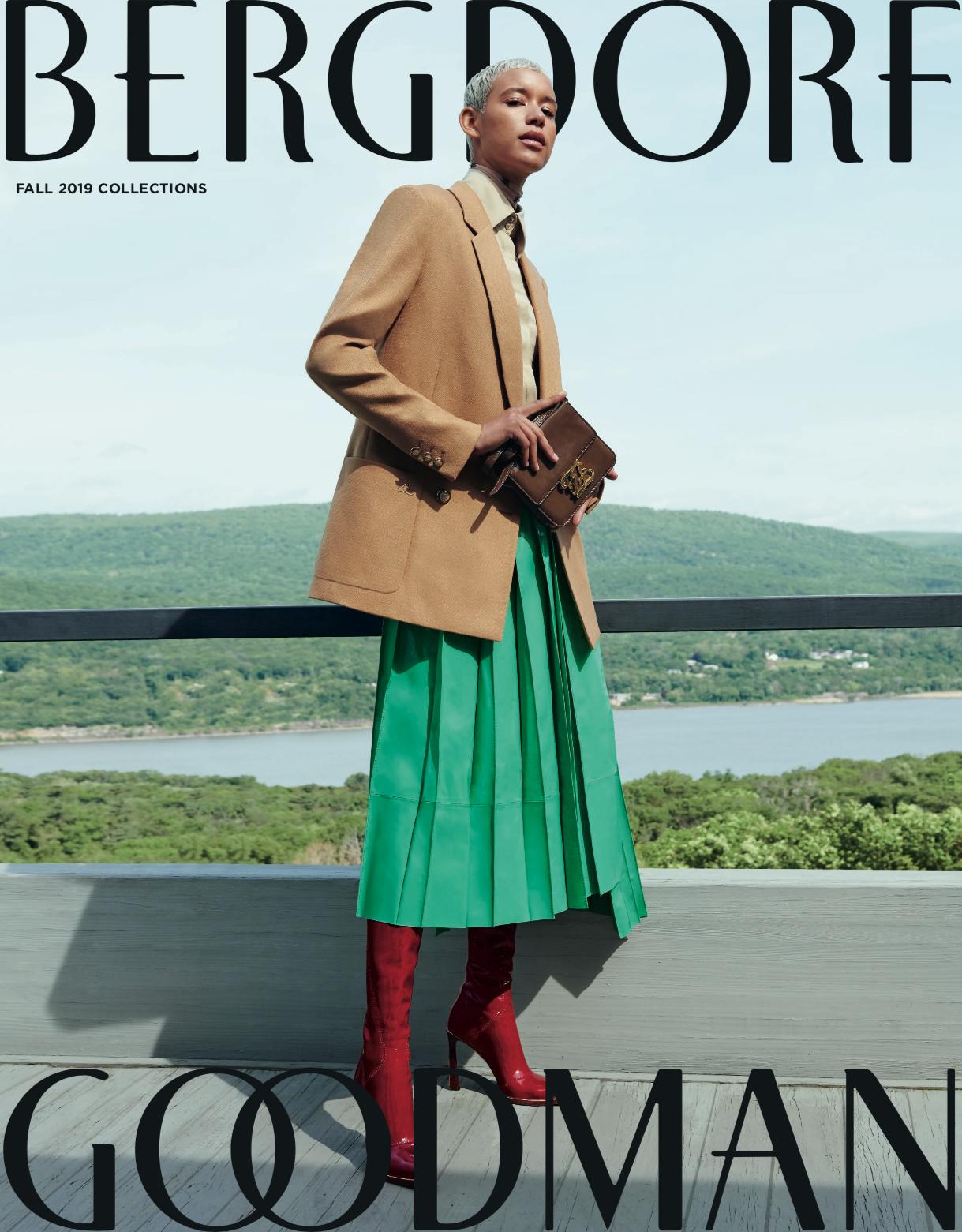 Tiffany Nicholson x Bergdorf Goodman