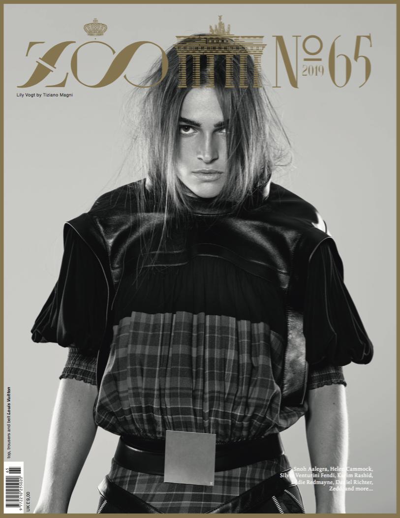 Tiziano Magni x Zoo Magazine